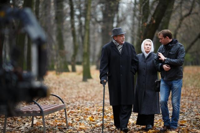 Память дождей Фильм о Холокосте съемки в СПб