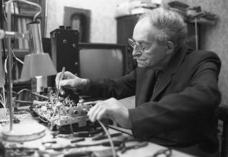 Евреи СССР Лев Термен изобретатель терменвокса