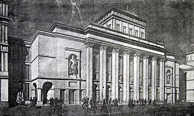 Евреи СССР архитектор Иосиф Каракис история жизни