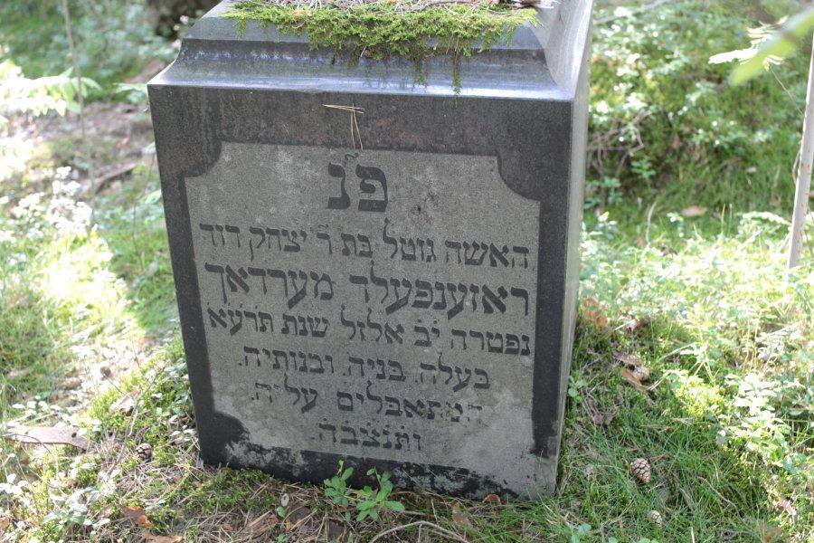 Еврейское кладбище Сестрорецк восстановление нужна помощь