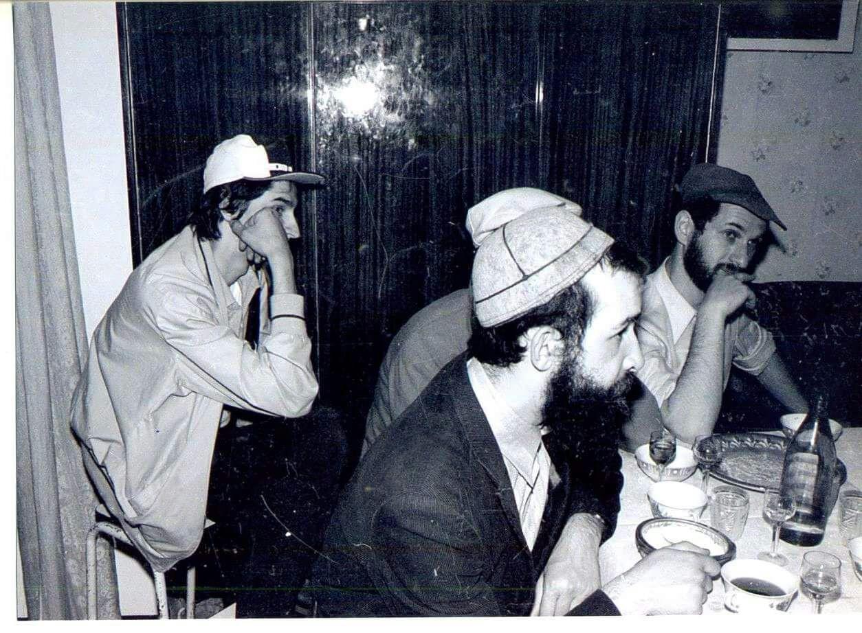 Кэгэбэшник, говоривший на иврите
