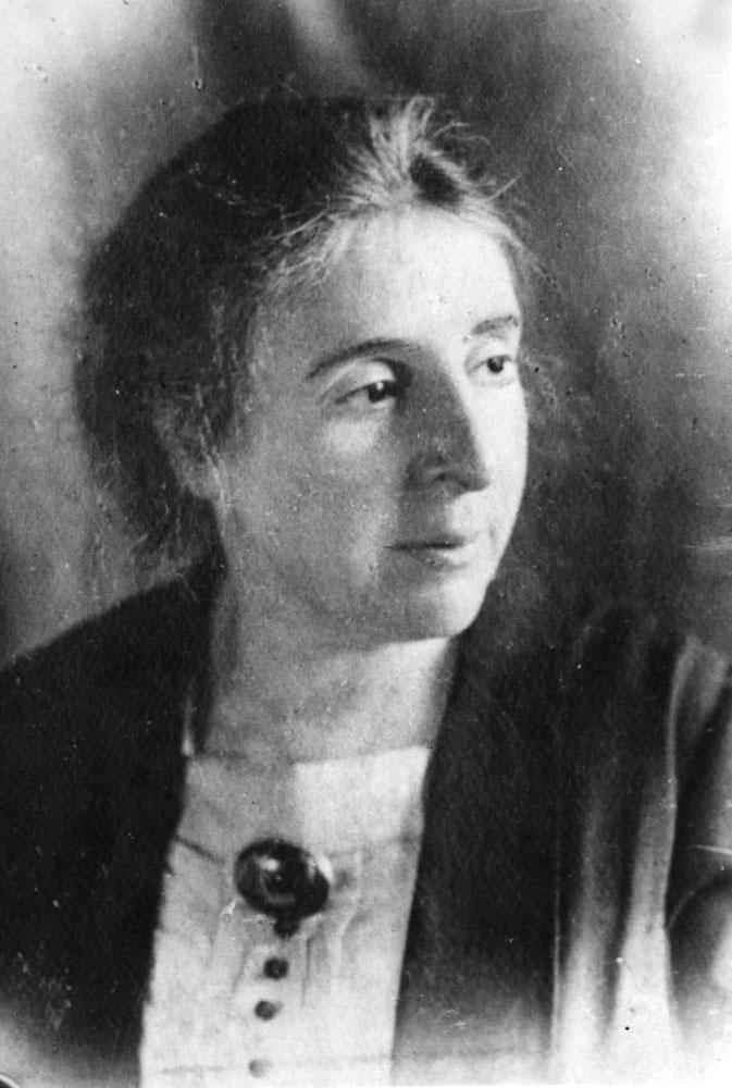 Рахиль Иоселефна Бродская, бабушка поэта Иосифа Бродского, 1928. Фото: ЦГАКФФД СПб