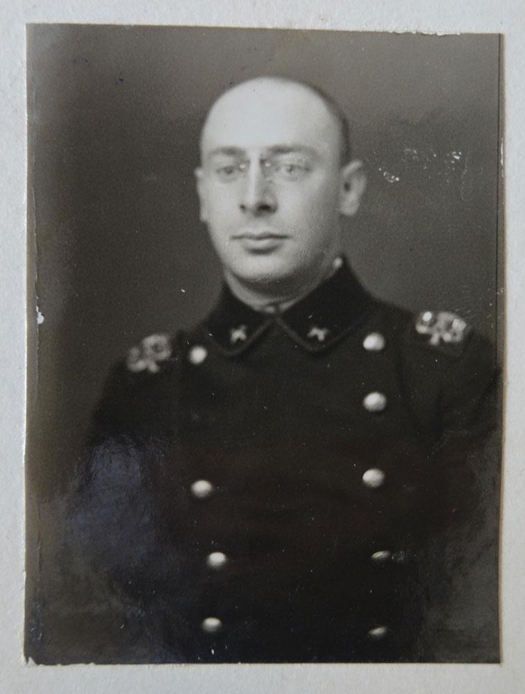 Моисей Свердлов, брат бабушки Рахиль. Фото: ЦГИА