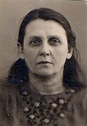 Генендель Гигузина (Свердлова) - бабушка Марка Гигузина и двоюродная сестра Александра Бродского, отца поэта. Фото из семейного архива Марка Гигузина.