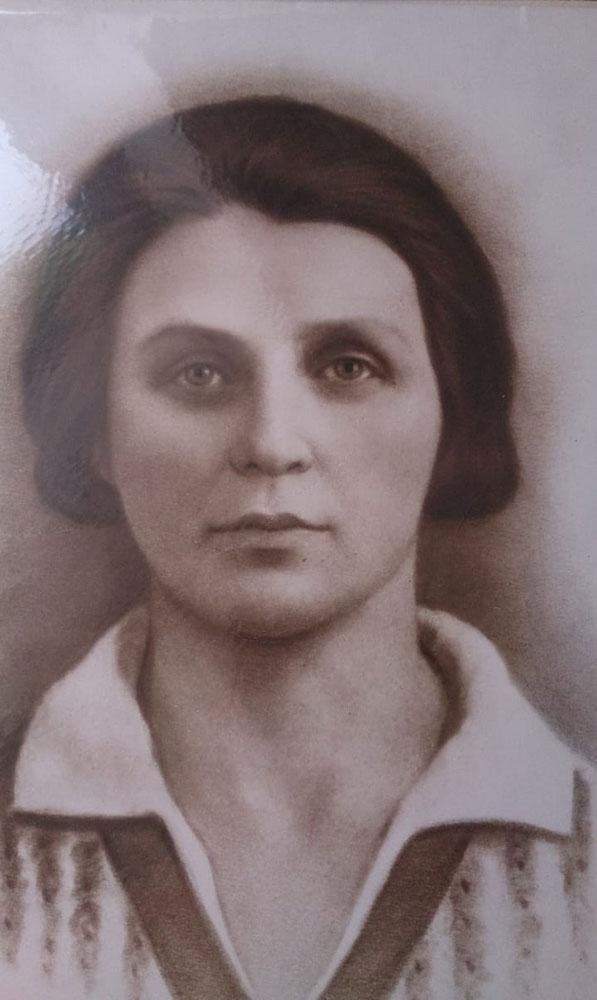 Генендель Гигузина (Свердлова), бабушка Марка Гигузина и двоюродная сестра Александра Бродского, отца поэта. Фото из семейного архива Марка Гигузина