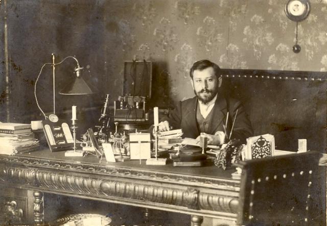 Евреи России профессор медицины Яков Бавли