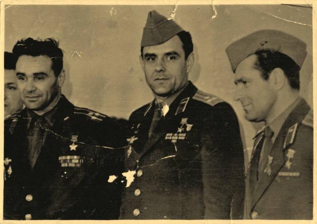 Евреи на войне летчик Абрек Баршт воспоминания сына