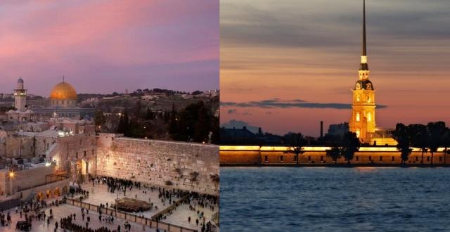 Трамп признал Иерусалим столицей Израиль комментарий главного раввина СПб